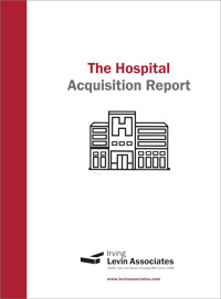 The Hospital Acquisition Report, 2015