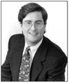 Steve Monroe, Managing Editor of Irving Levin Associates